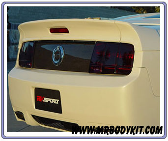 2005-2009 Mustang California Dream Wing 3pc